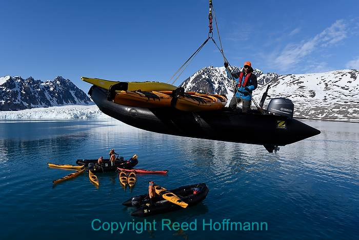 Photography in the Arctic - Reed Hoffmann